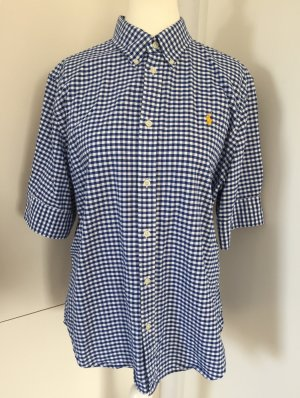 Ralph Lauren Short Sleeved Blouse multicolored cotton