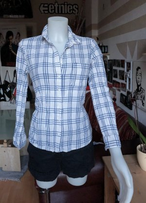 Karierte Mango Bluse Hemd S