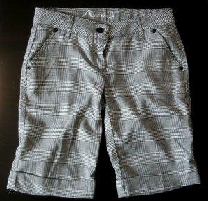 Karierte Shorts Gr. 36