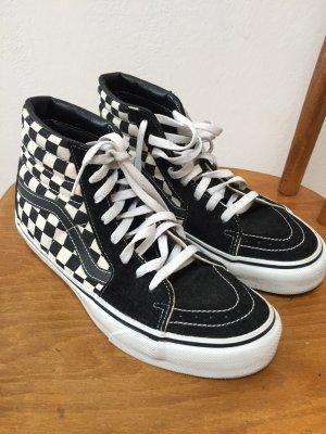 Karierte Skate Schuhe Sk8 Hi