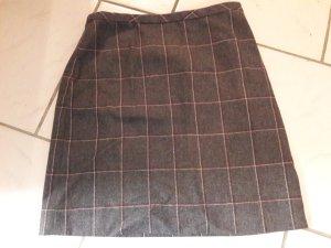 Karierter Baumwollrock von H&M, Gr.38