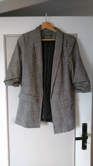 Atmosphere Long Blazer silver-colored-black