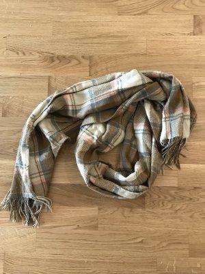 Karierter H&M Schal