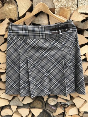 Taifun Plaid Skirt multicolored