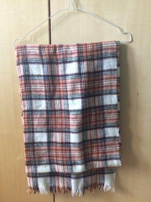 Karierter Oversize Schal von Zara