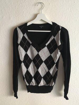 Karierter Pullover von Amisu