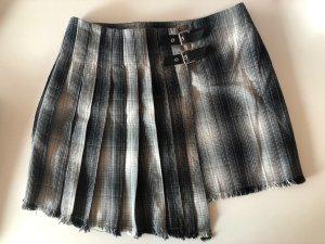 H&M High Waist Skirt multicolored