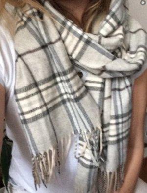 Écharpe en tricot multicolore polyester