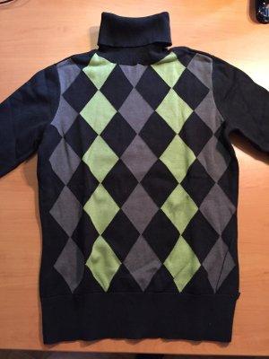 Karierter Turtleneck Pullover von Ralph Lauren