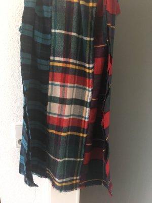 Abercrombie & Fitch Écharpe en laine multicolore