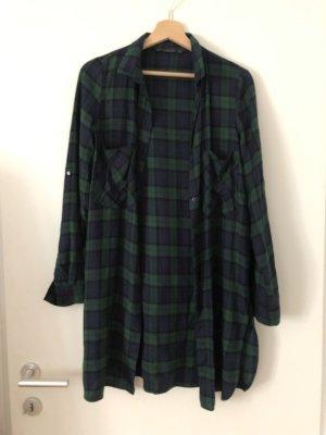 Zara Flannel Shirt multicolored