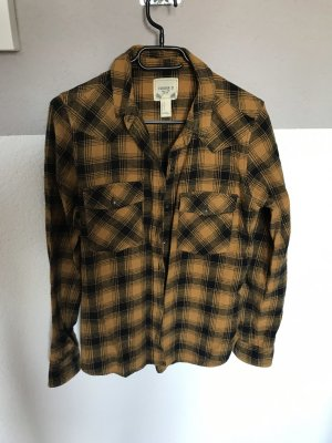Forever 21 Flannel Shirt multicolored