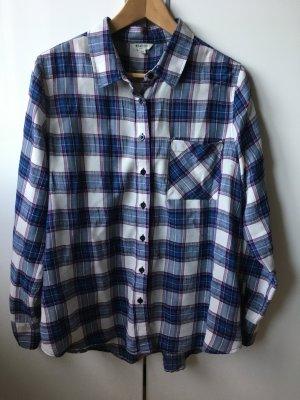 Camicia da boscaiolo multicolore Cotone