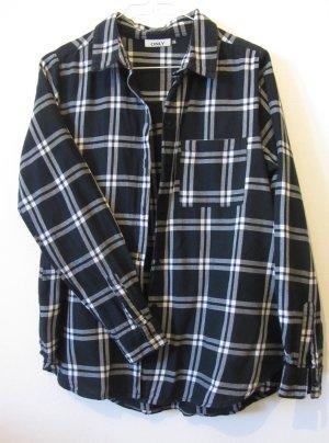 Only Shirt met lange mouwen veelkleurig