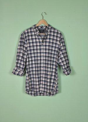 Reserved Camisa de leñador multicolor