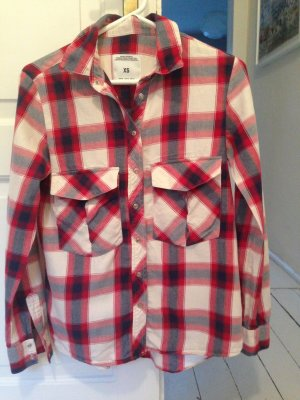Zara Lumberjack Shirt multicolored