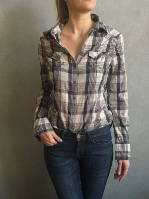 Wrangler Camisa de manga larga multicolor Algodón