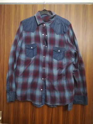 Janina Lumberjack Shirt multicolored