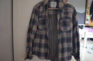 kariertes Holzfällerhemd von H&M LOGG