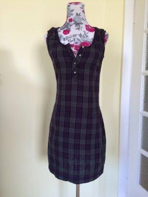 Kariertes Kleid, Gr 34, Street One