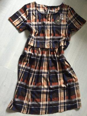 Kariertes Kleid Neuu