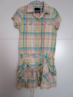 Bench Shortsleeve Dress multicolored