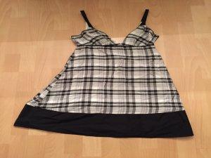 Kariertes Sommer Kleid von Mango