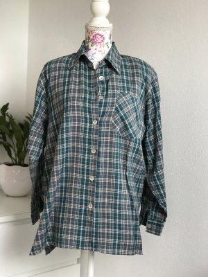 Kariertes Vintage Holzfäller Hemd