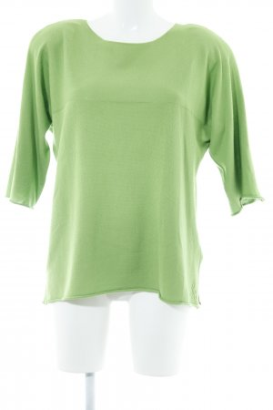 Karin Glasmacher Short Sleeve Sweater meadow green casual look