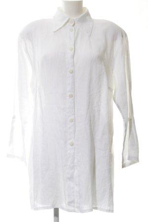 Karin Glasmacher Long Blouse white business style