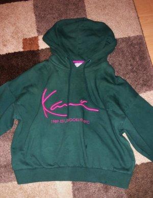Karl Kani Jersey con capucha petróleo