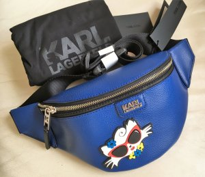 Karl Lagerfeld Bumbag multicolored mixture fibre