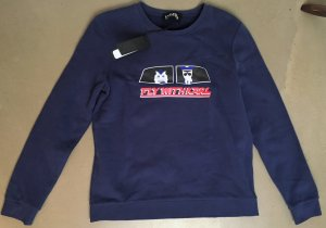 Karl Lagerfeld Sweat Shirt multicolored cotton