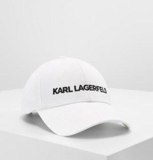 Karl Lagerfeld Hoed wit