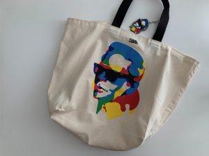 Karl Lagerfeld Shopper multicolore