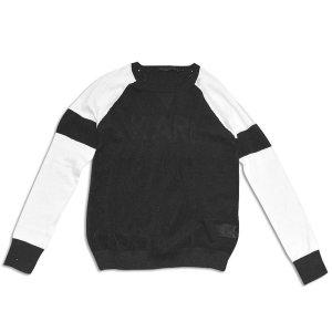 Karl Lagerfeld Black&White Top, Trendsetter! Gr. M