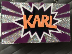 Karl Lagerfeld Clutch veelkleurig