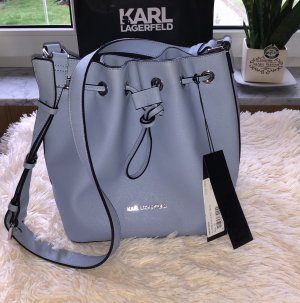 Karl Lagerfeld Pouch Bag baby blue-azure