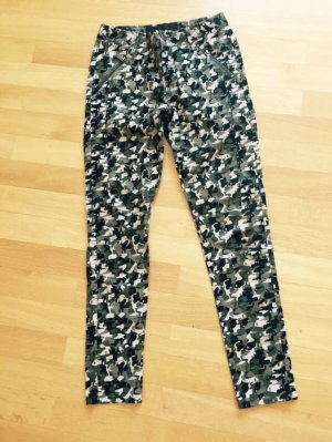Karl Lagerfeld Camouflage Hose