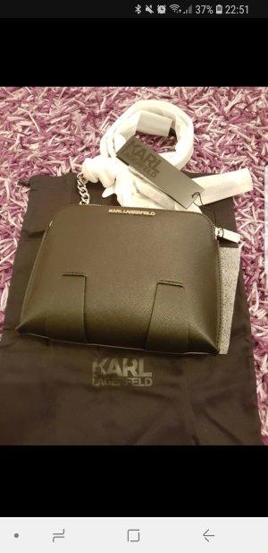 Karl Lagerfeld Clutch schwarz