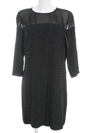 Karl Lagerfeld Robe de cocktail noir style d'affaires