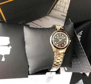 Karl Lagerfeld Analoog horloge goud