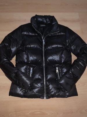 Karl Lagerfeld Doudoune noir-argenté