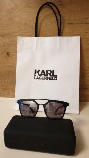 Karl Lagerfeld Designer Sonnenbrille Tom 501 Satin *Neu*