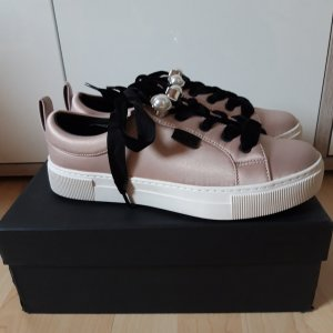 Karl Lagerfeld edle Sneaker rose Gr.39 neu NP:174,95