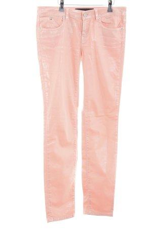 Karl Lagerfeld Five-Pocket-Hose pink Casual-Look