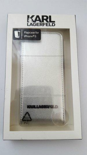 Karl Lagerfeld Flapcase Handycase iPhone 5