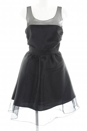Karl Lagerfeld for H&M Abendkleid schwarz Party-Look