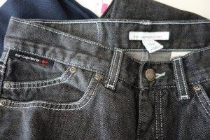 Karl Lagerfeld for H&M Jeans Gr. 36 (S) high waist Designer Retro Chic Blogger