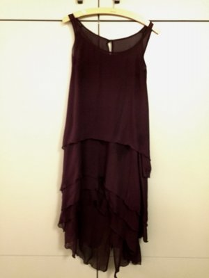Karl Lagerfeld for H&M Kleid (Aubergine) 36 , US 6